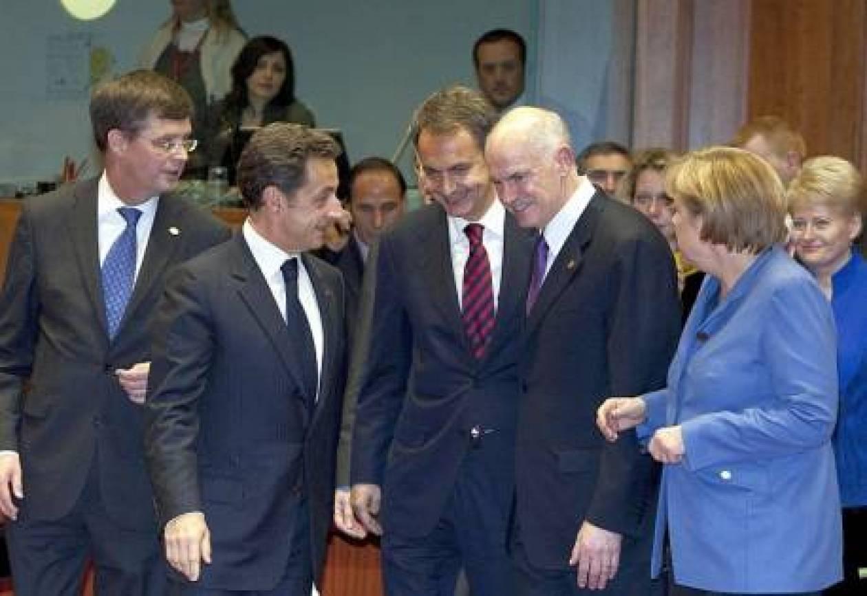 Σύνοδος Κορυφής: Συμφωνία για την ενεργειακή σύγκλιση στην ΕΕ