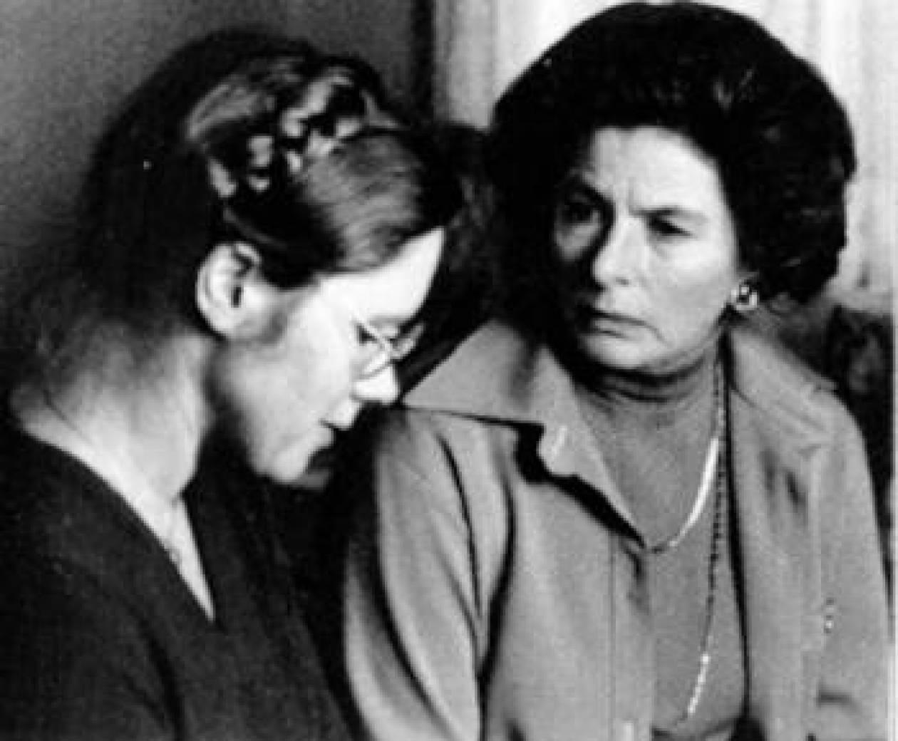 Πέθανε η ηθοποιός Λένα Νάιμαν