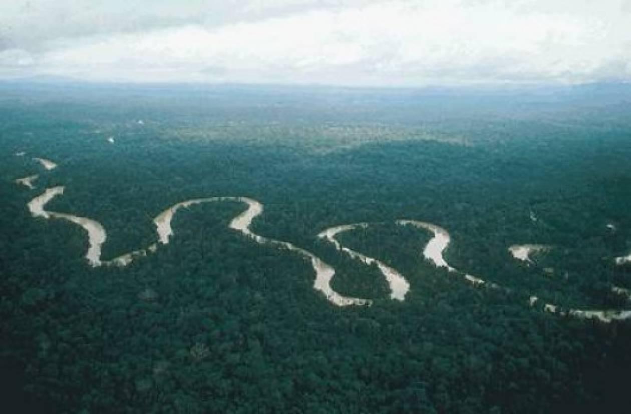Ο Αμαζόνιος πίσω από την κλιματική αλλαγή