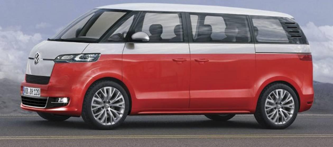 Νέο VW Microbus