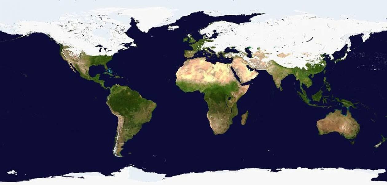 Ο πλανήτης στον πάγο