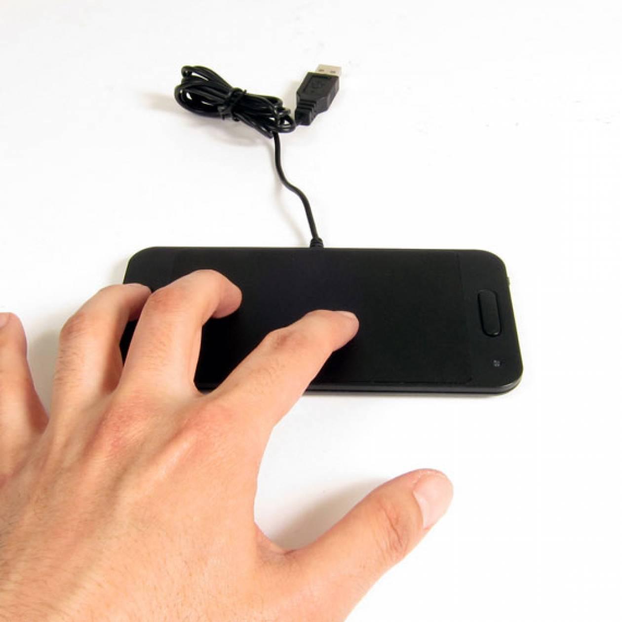 USB Multi-Touch Pad για Pc