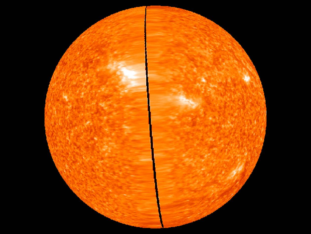 Ο Ήλιος σε μία και μόνη φωτογραφία
