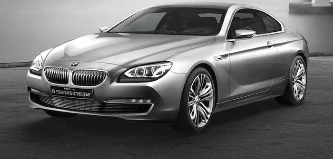 BMW M5/6 Coupe στη Σαγκάη!