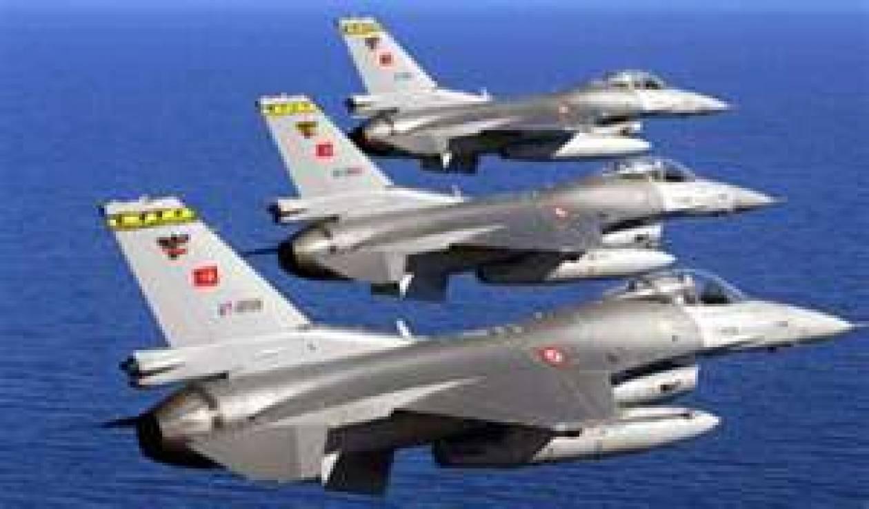 Αμείωτες οι Τουρκικές προκλήσεις