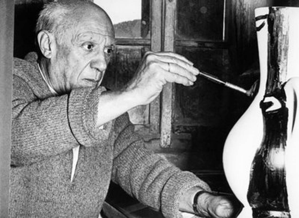 """Έργο του Πικάσο """" κλέβει την παράσταση """", σε δημοπρασία των Σόθμπις"""