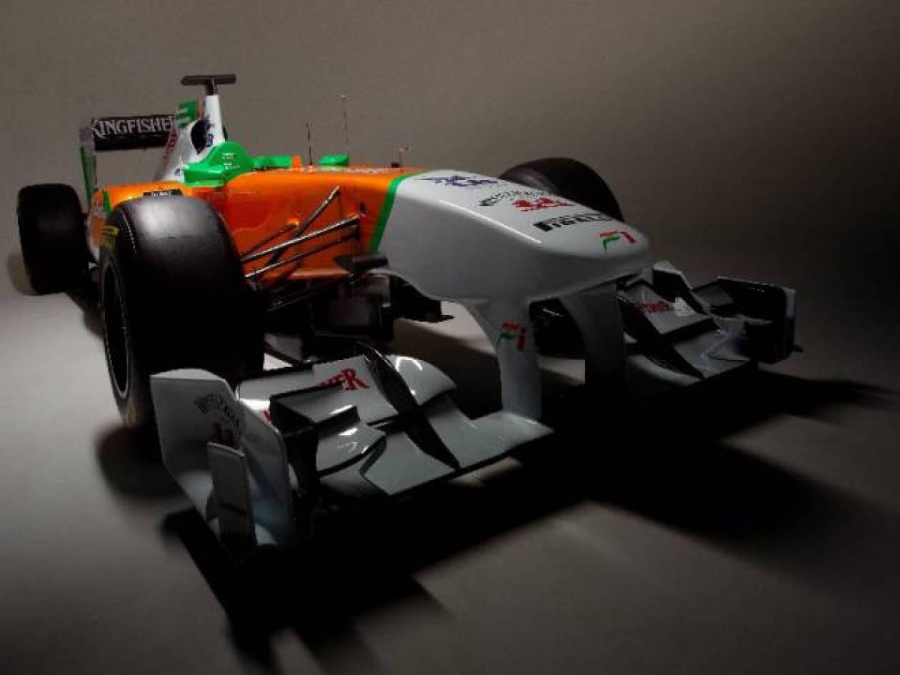 Τελευταία στις παρουσιάσεις η Force India