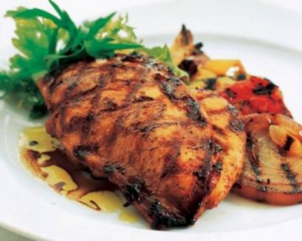 Φιλέτο κοτόπουλο στο φούρνο