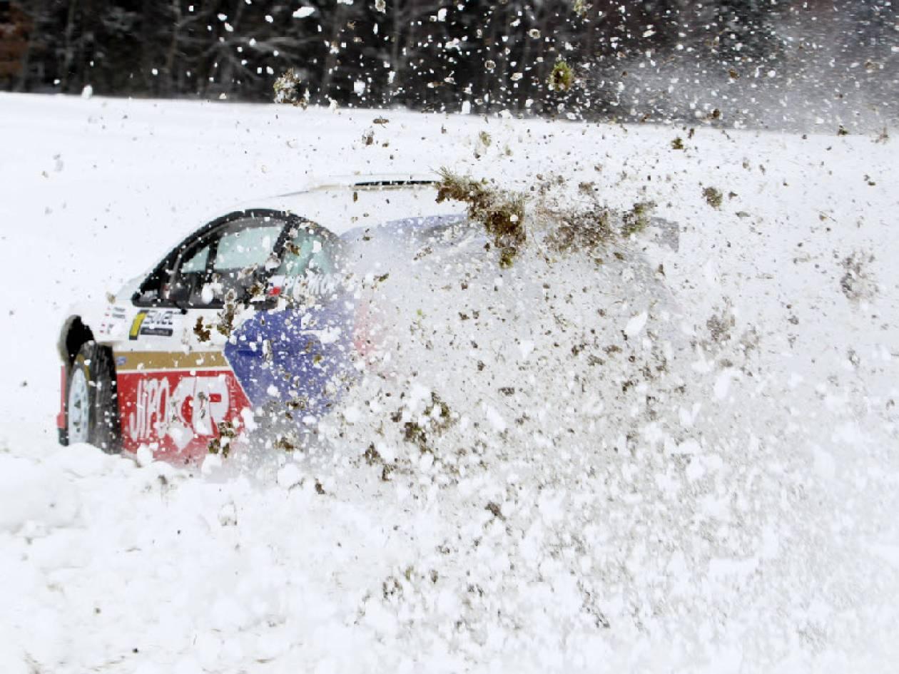 Έτοιμο για μάχη το Fiesta WRC