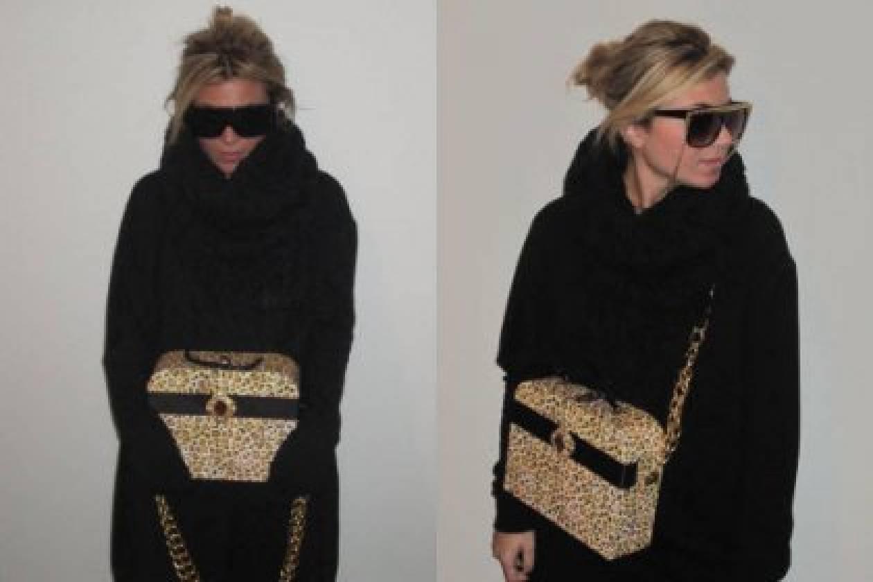 Κάντε το μόνη σας: Η τέλεια λεοπάρ τσάντα
