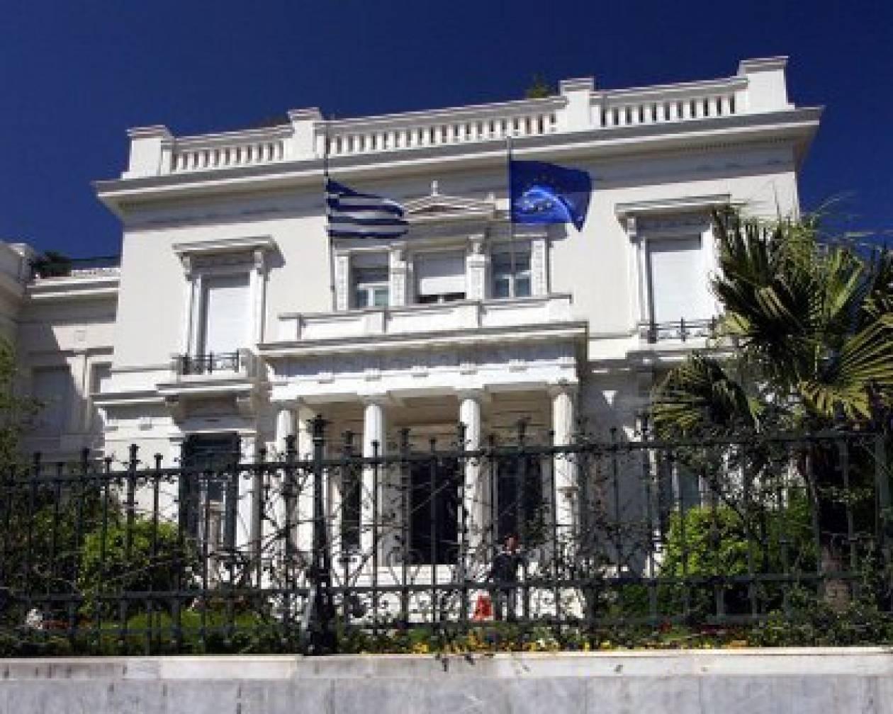 Εγκαίνια έκθεσης «Γιάννης Μόραλης - Αρχιτεκτονικές συνθέσεις» στο Μουσείο Μπενάκη