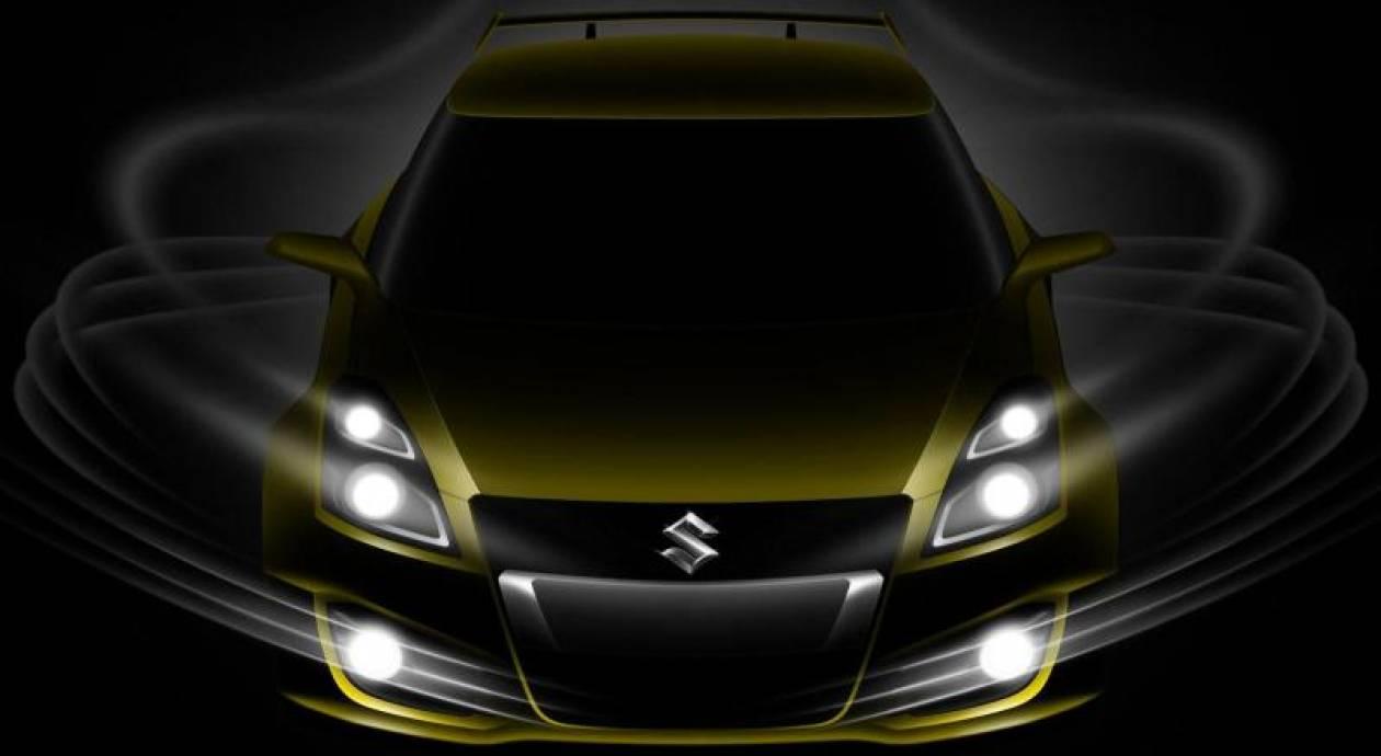 Το νέο Suzuki Swift S