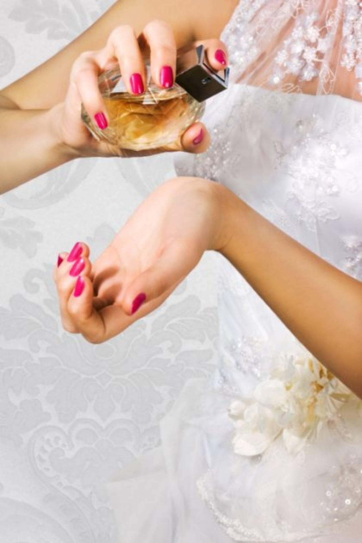 Το άρωμα του γάμου και πως να το διαλέξετε