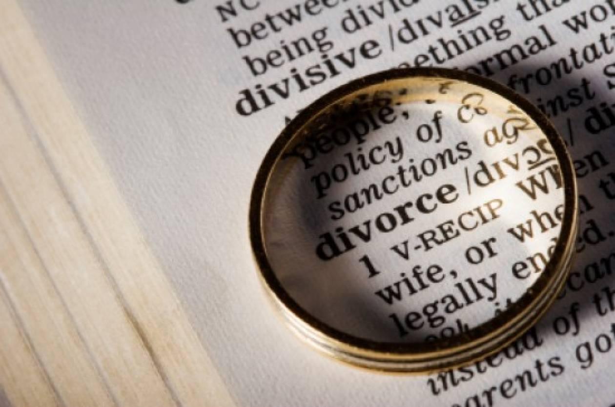 Αύξηση στα διαζύγια την ημέρα του Αγίου Βαλεντίνου!