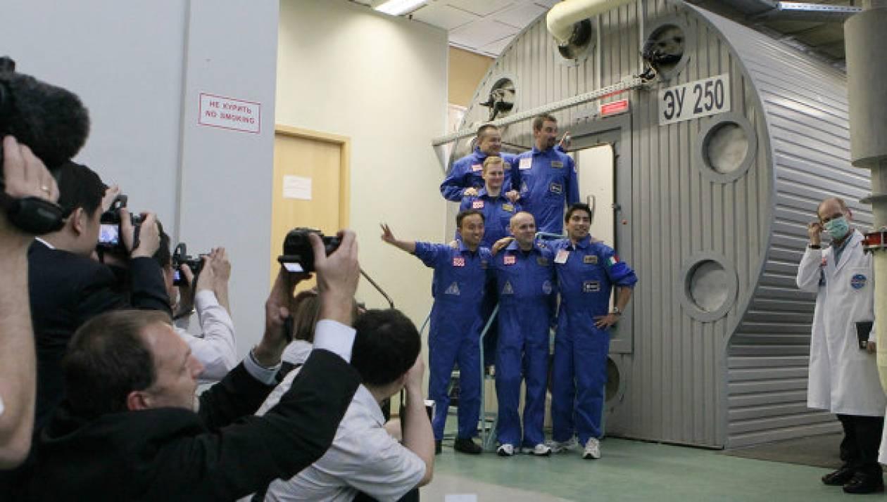 Προσομοίωση προσγείωσης στον Άρη