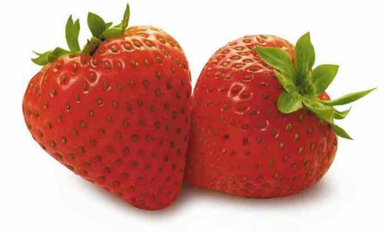 Περιποίηση στα άκρα με… φράουλα!