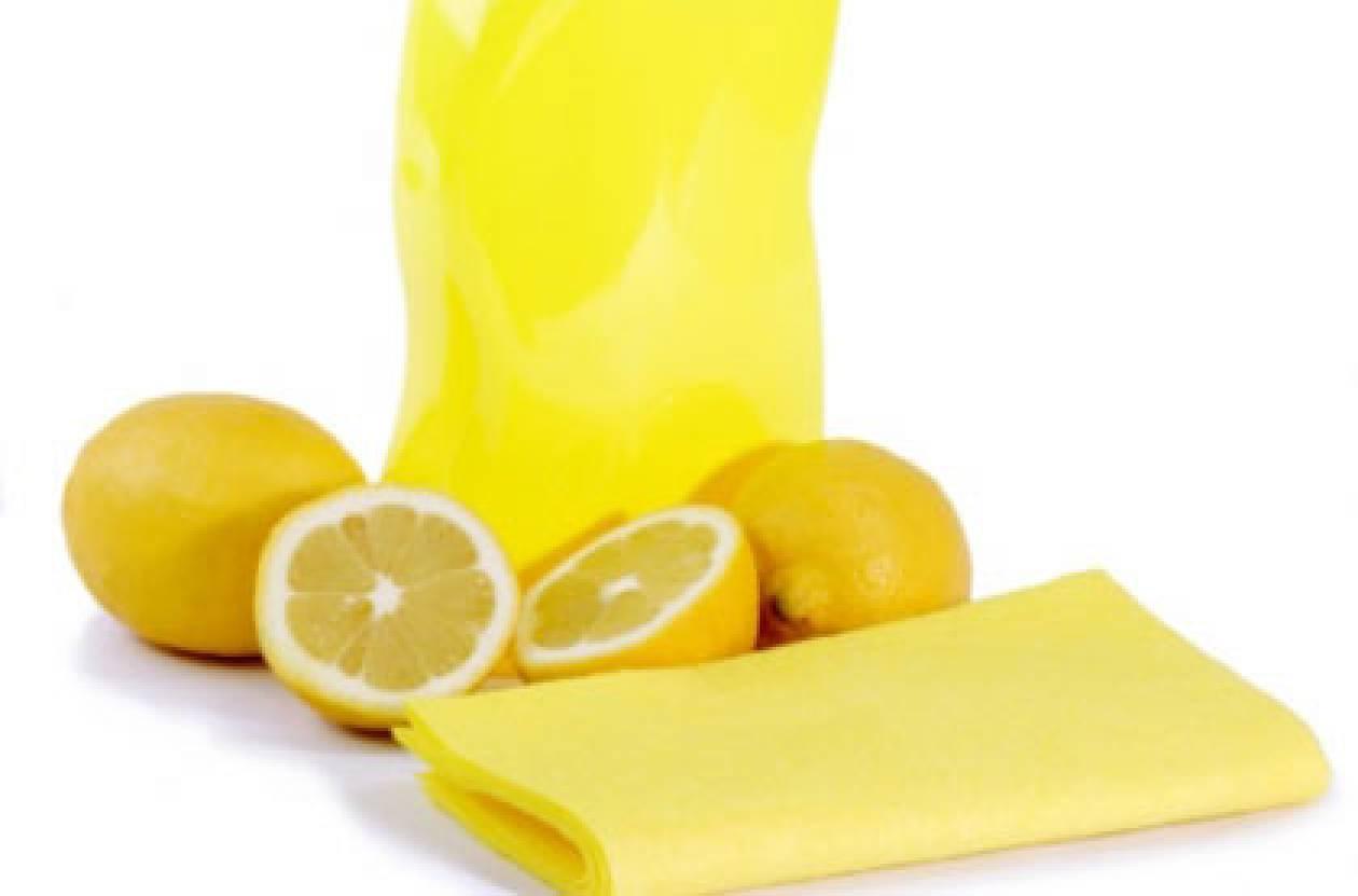 Λεμόνι, ο κίτρινος σίφουνας