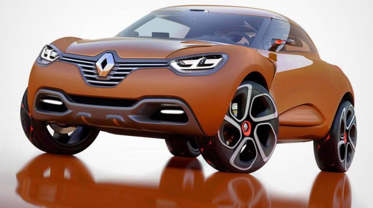 Captur: Το νέο concept της Renault