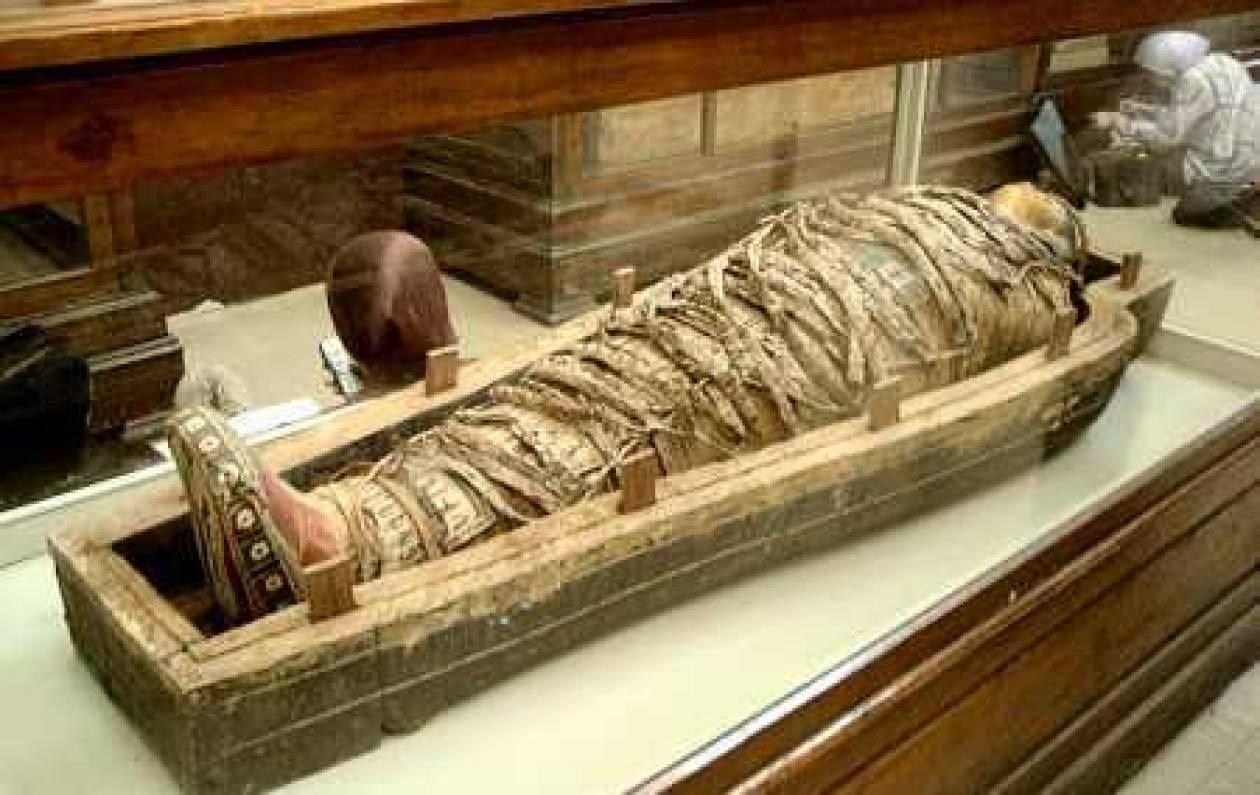 Οι αρχαίοι Αιγύπτιοι ανακάλυψαν την προσθετική ιατρική