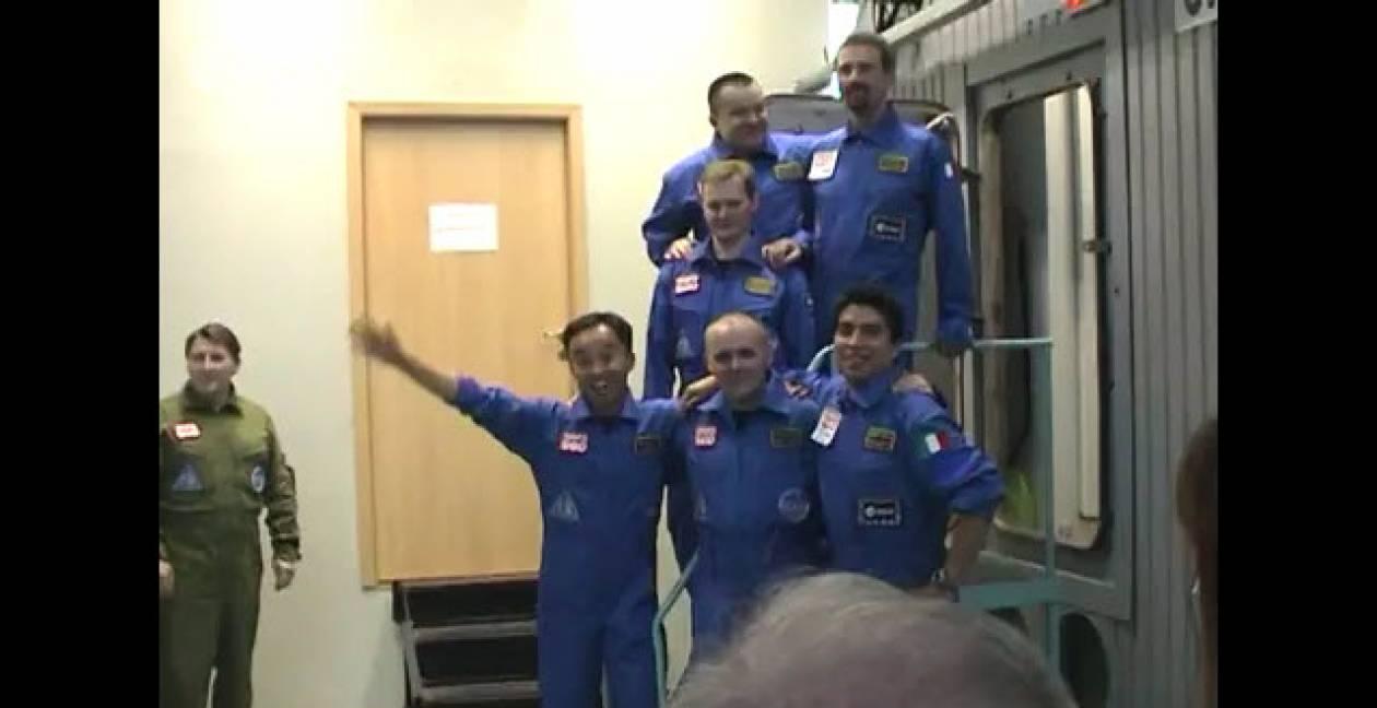 Φιλόδοξο πείραμα προσομοιώνει προσεδάφιση στον Άρη