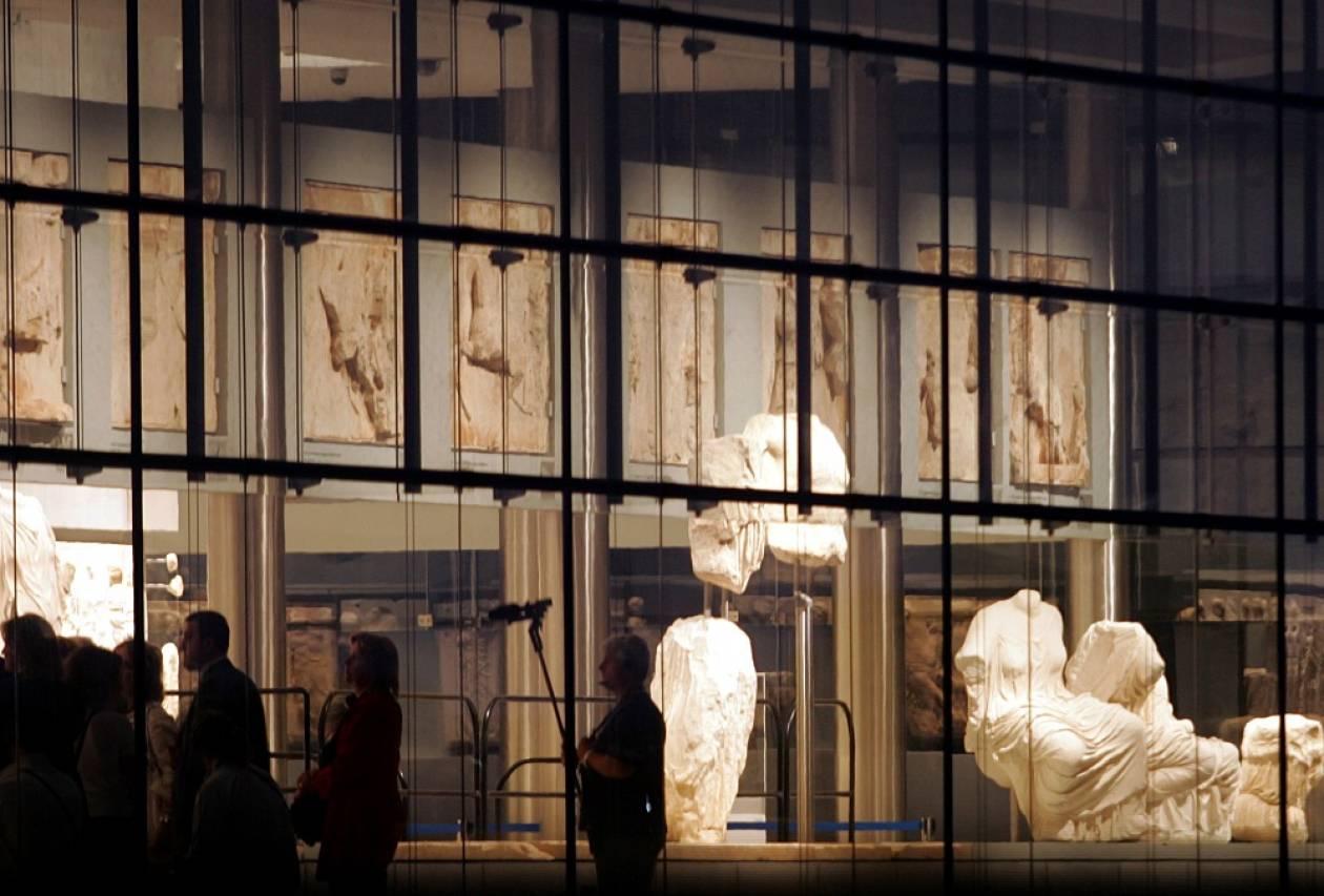 Ο Καμίνης στο Δ.Σ. του Μουσείου Ακρόπολης