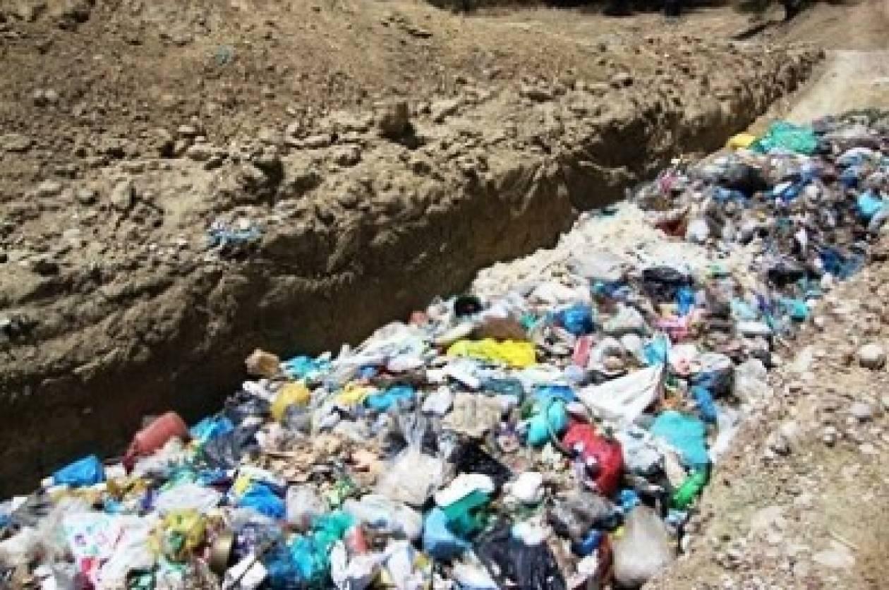 «Δρομολογείται» το έργο αποκατάστασης της χωματερής στην Δουρούτη