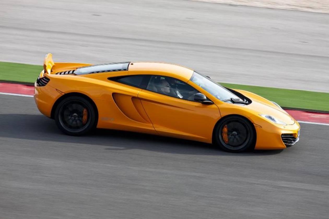 McLaren MP-12C