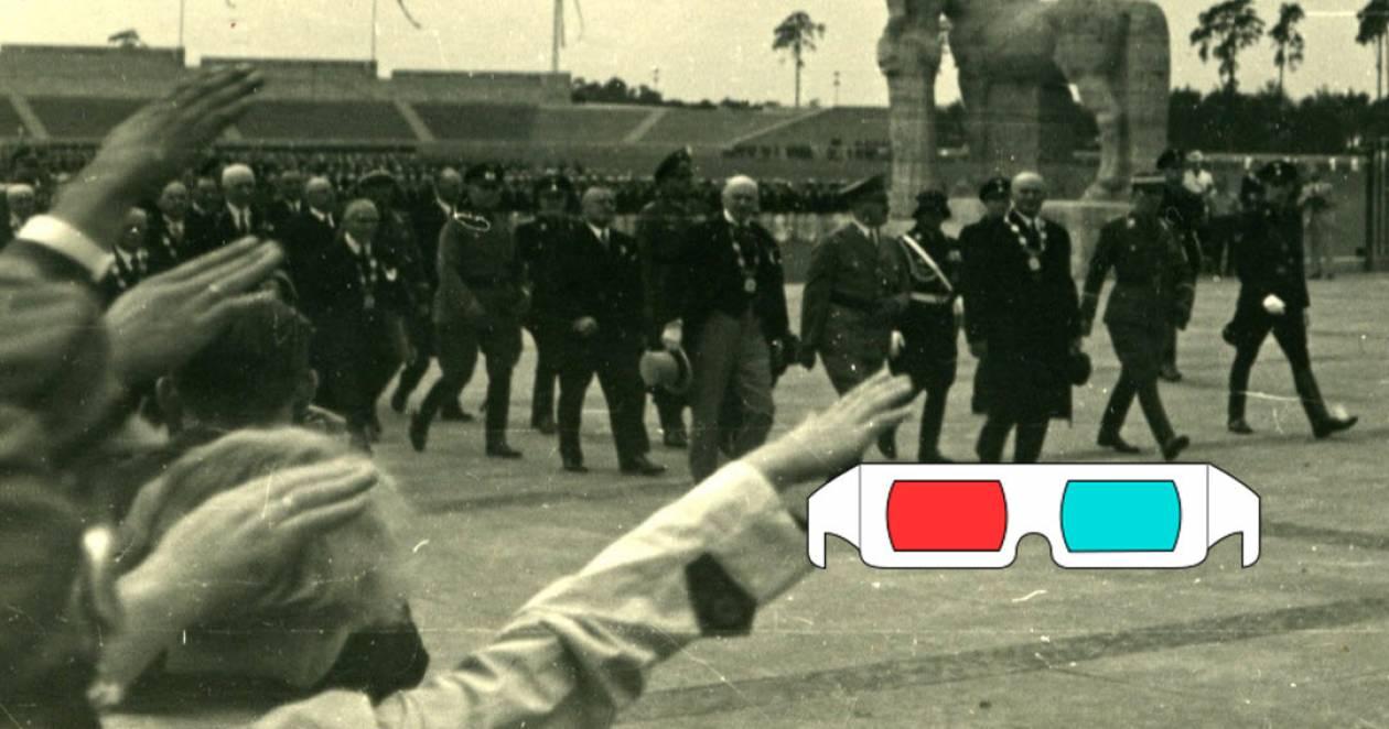 Ανακαλύφθηκαν 3D ταινίες από τους Ναζί!