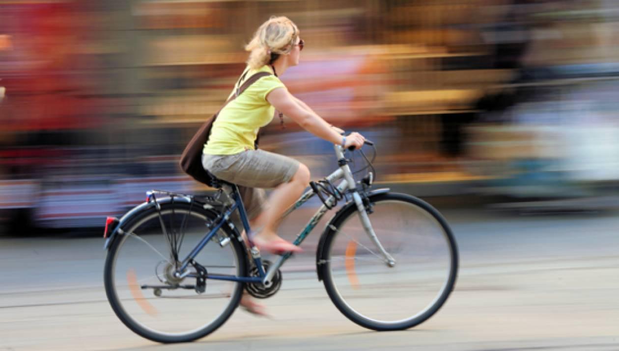 Χάστε κιλά με περπάτημα και ποδήλατο