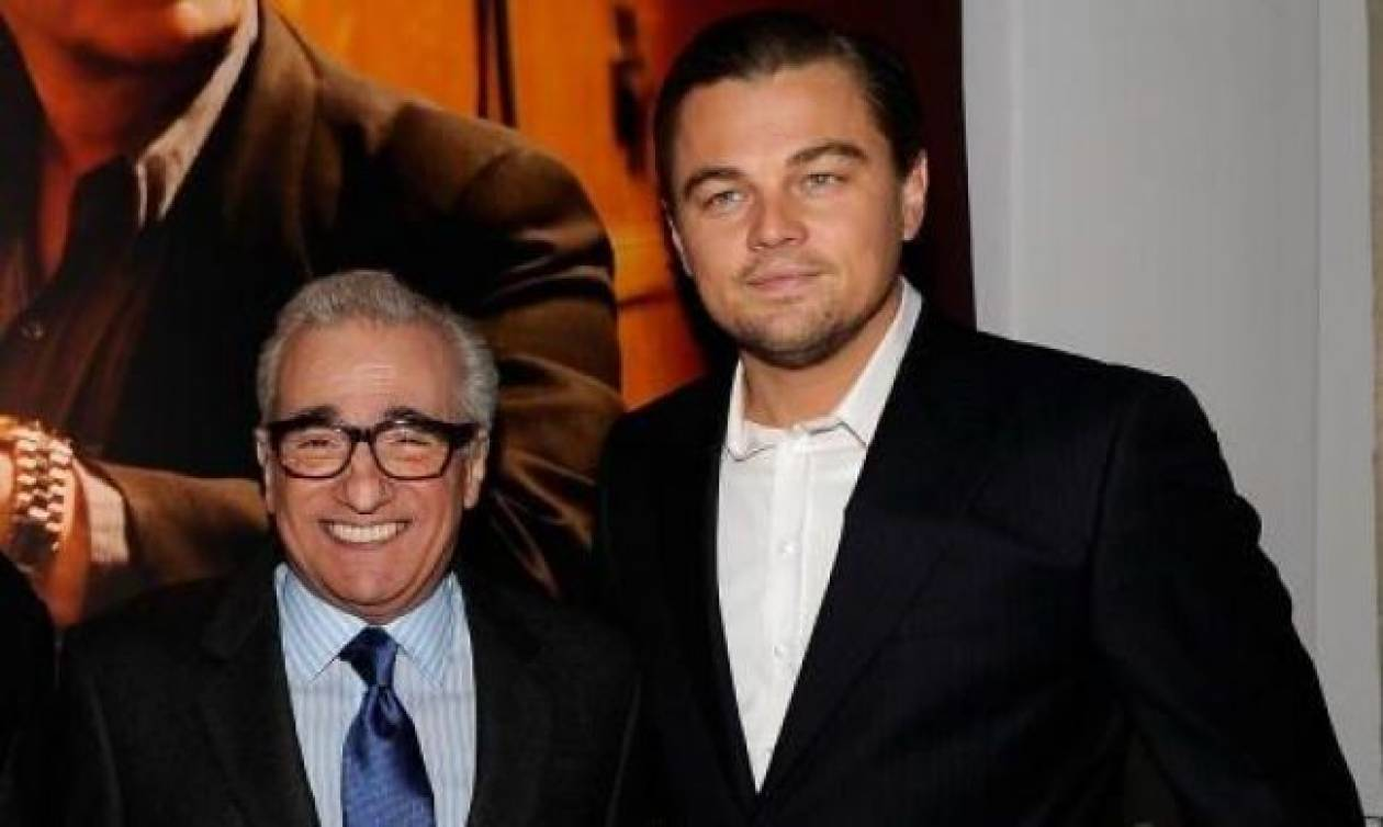 Νέα συνεργασία του DiCaprio με τον Scorsese
