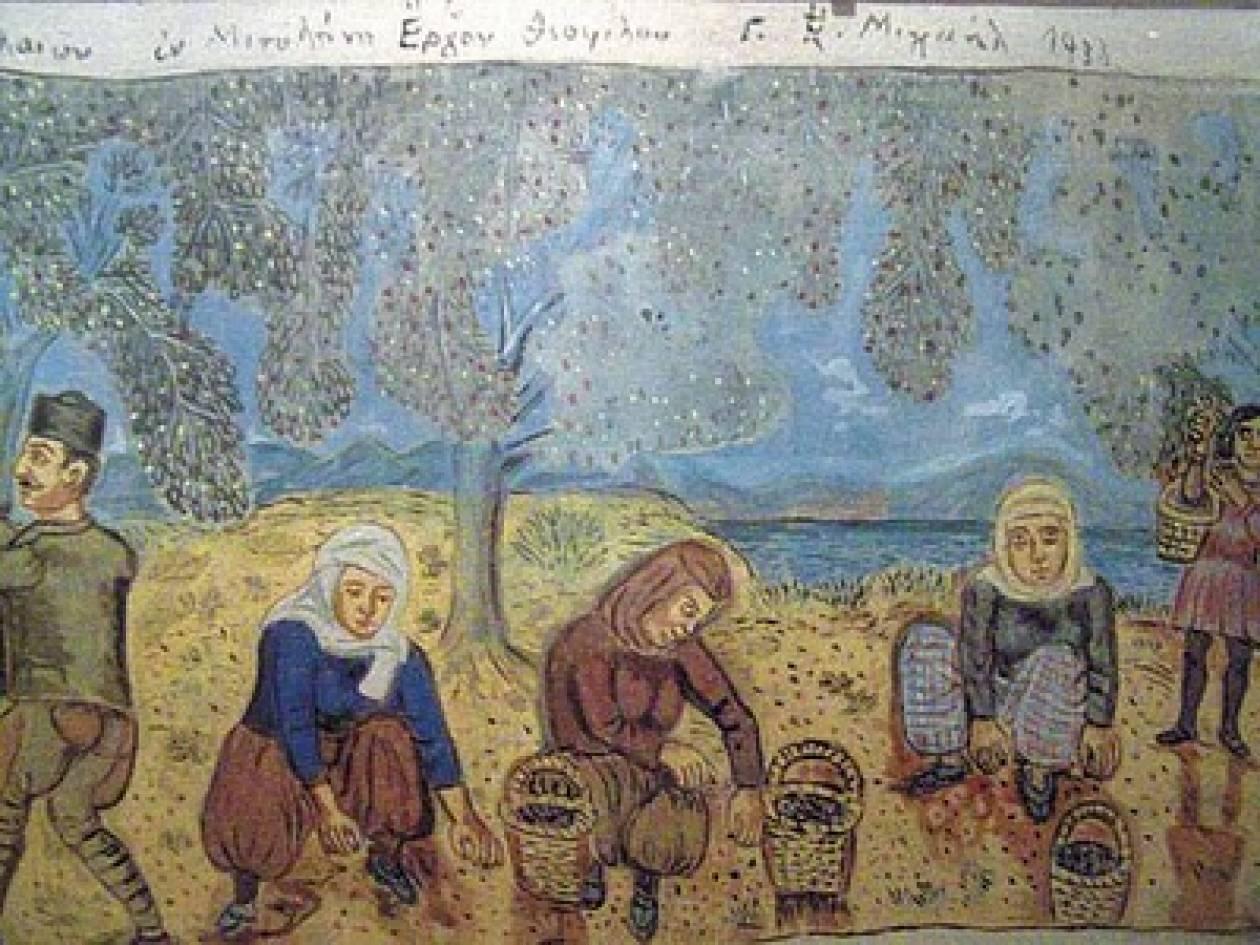 Στα Μουσεία της Μυτιλήνης ο Γερουλάνος