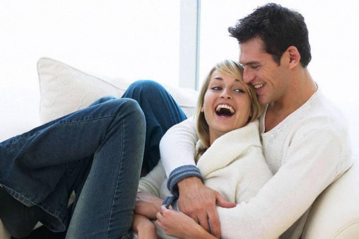 Η ευτυχία εξαρτάται από τον σύντροφο