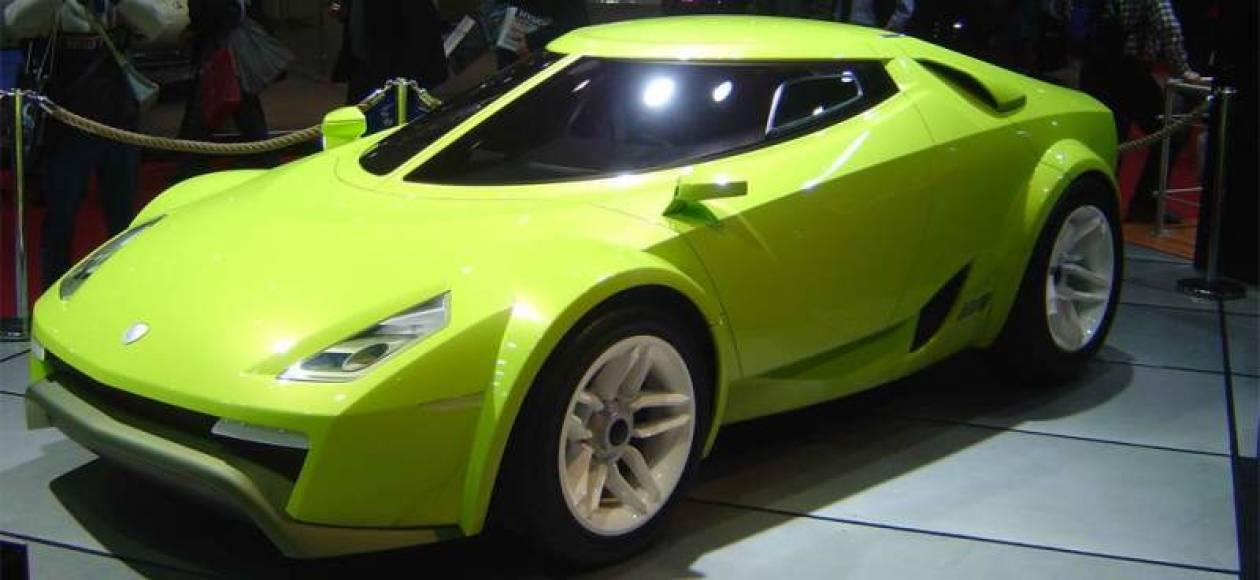 Η νέα Lancia Stratos
