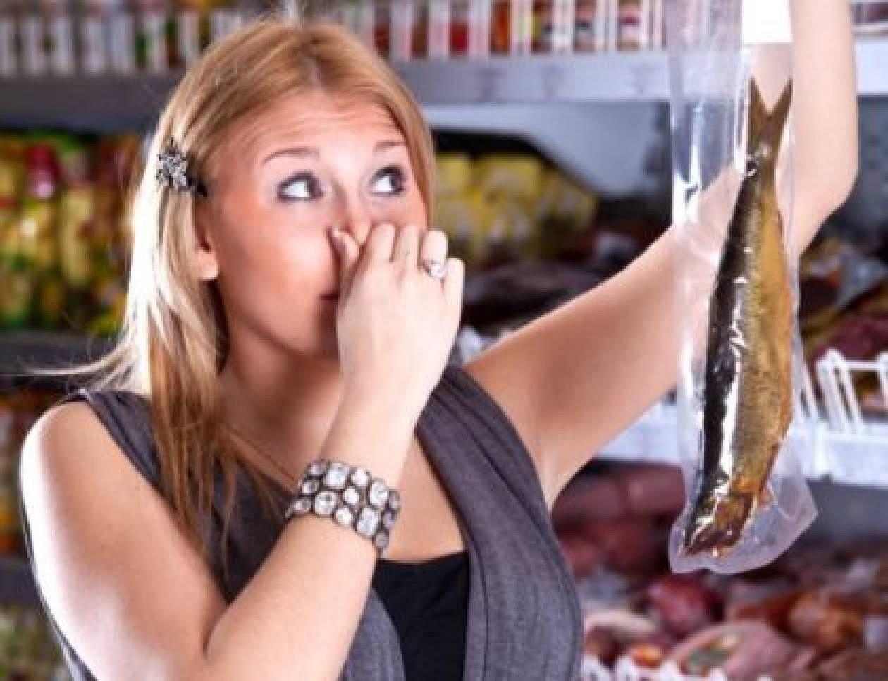 Το ψάρι βρωμάει από το κεφάλι