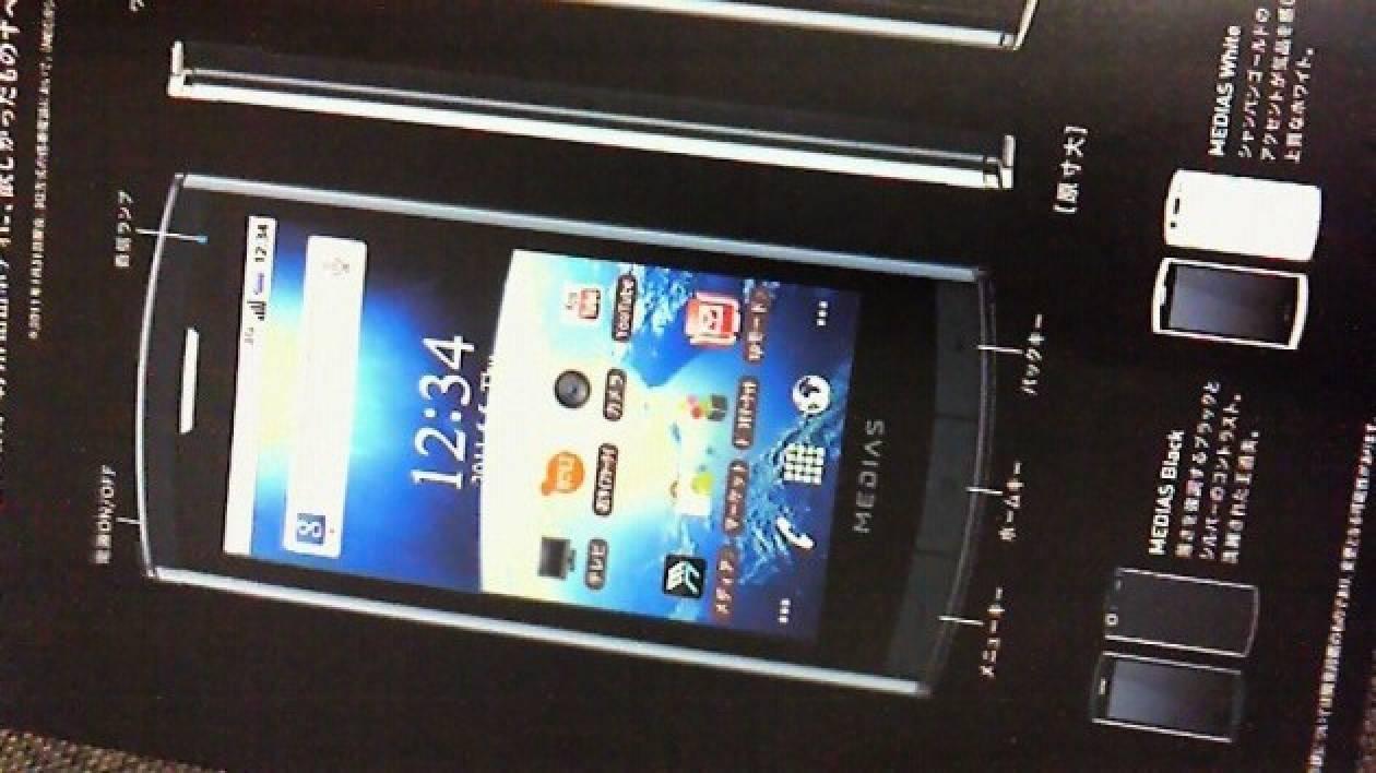 Ακόμα πιο λεπτό smartphone με πάχος 7.7mm