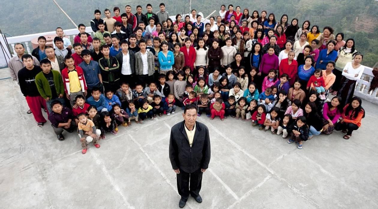 Η μεγαλύτερη οικογένεια στον κόσμο!