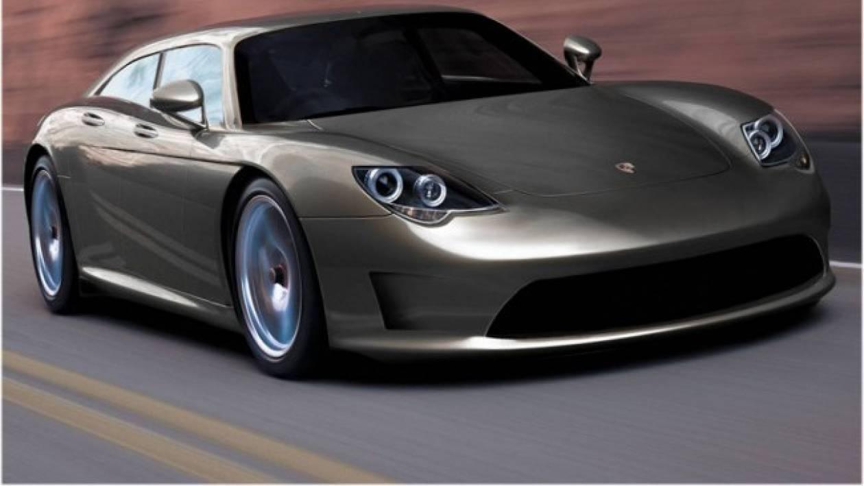 Υβριδική Porsche Panamera