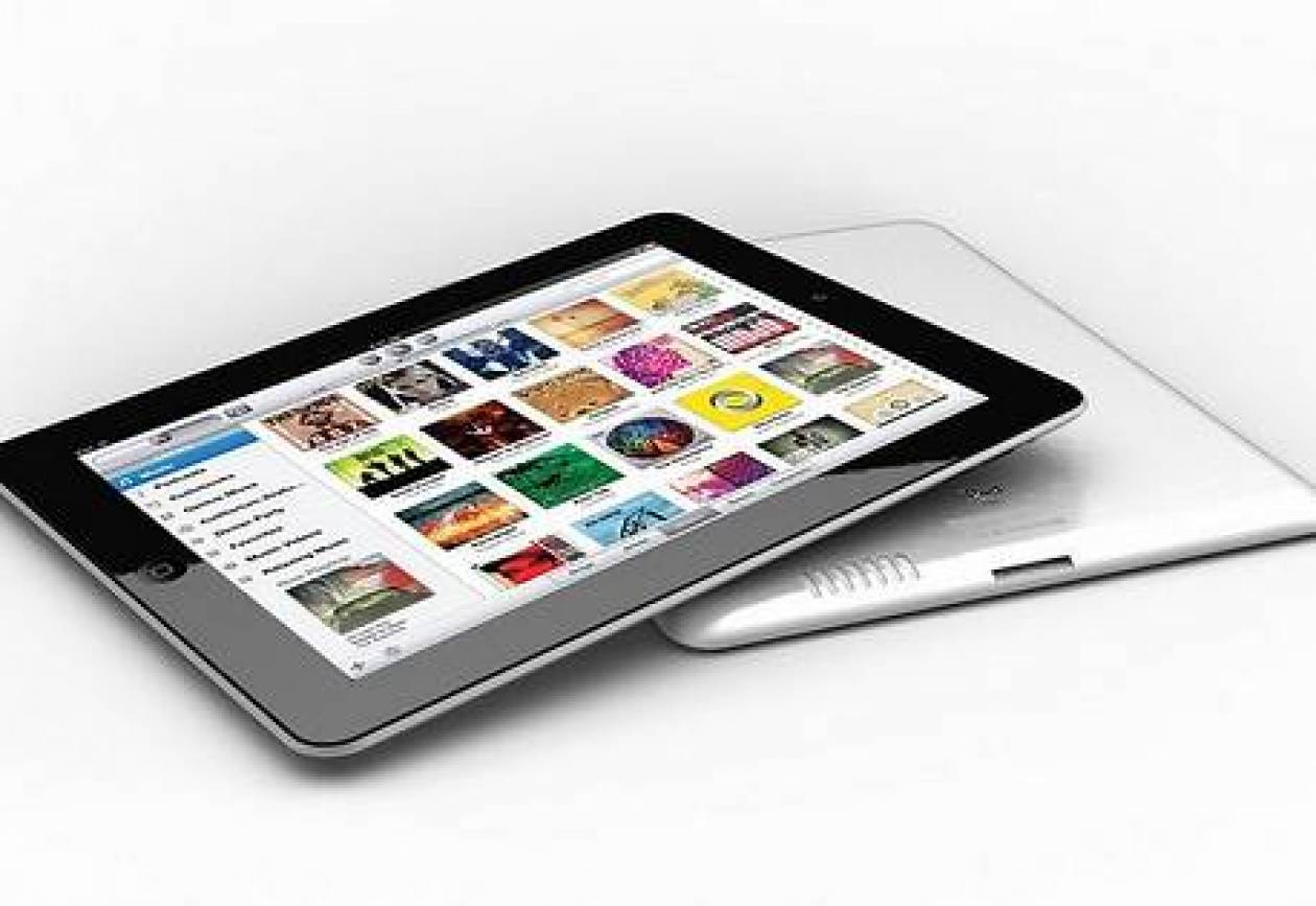 Aποκάλυψη για το iPad 2 τον Μάρτιο