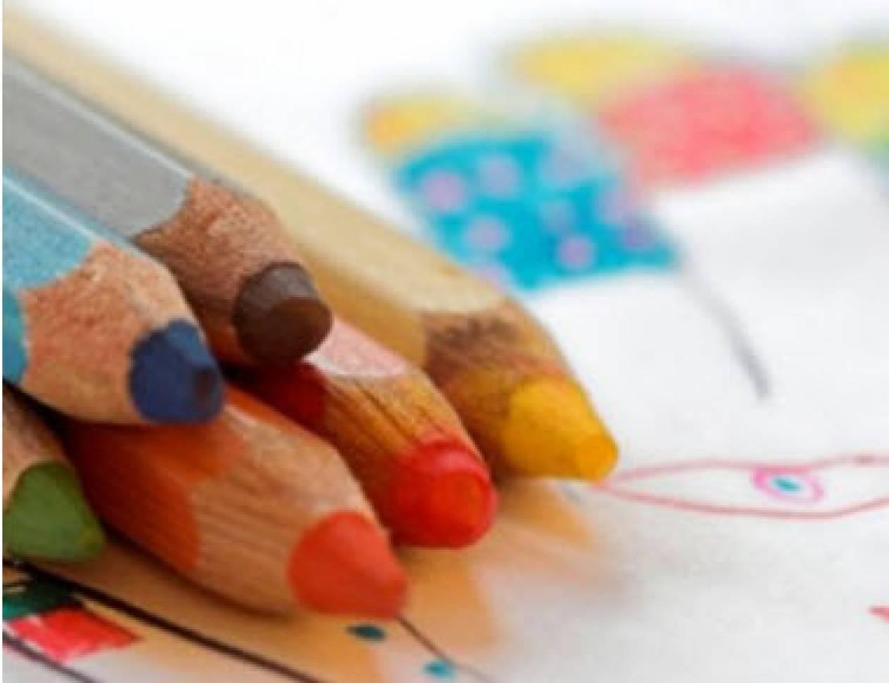 Ποτέ δεν είναι νωρίς για να γίνεις καλλιτέχνης