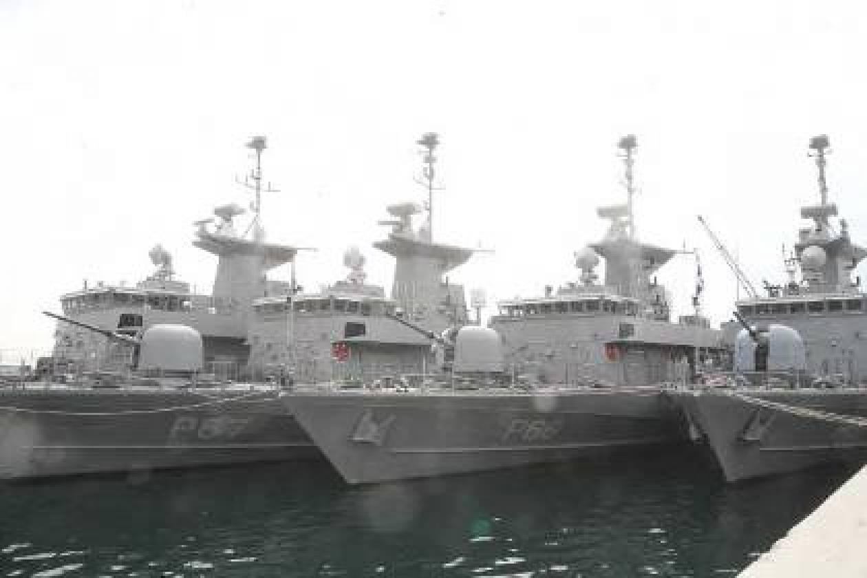 """Αξιόμαχη στο ναυτικό η πυραυλάκατος """"Τρουπάκης"""""""