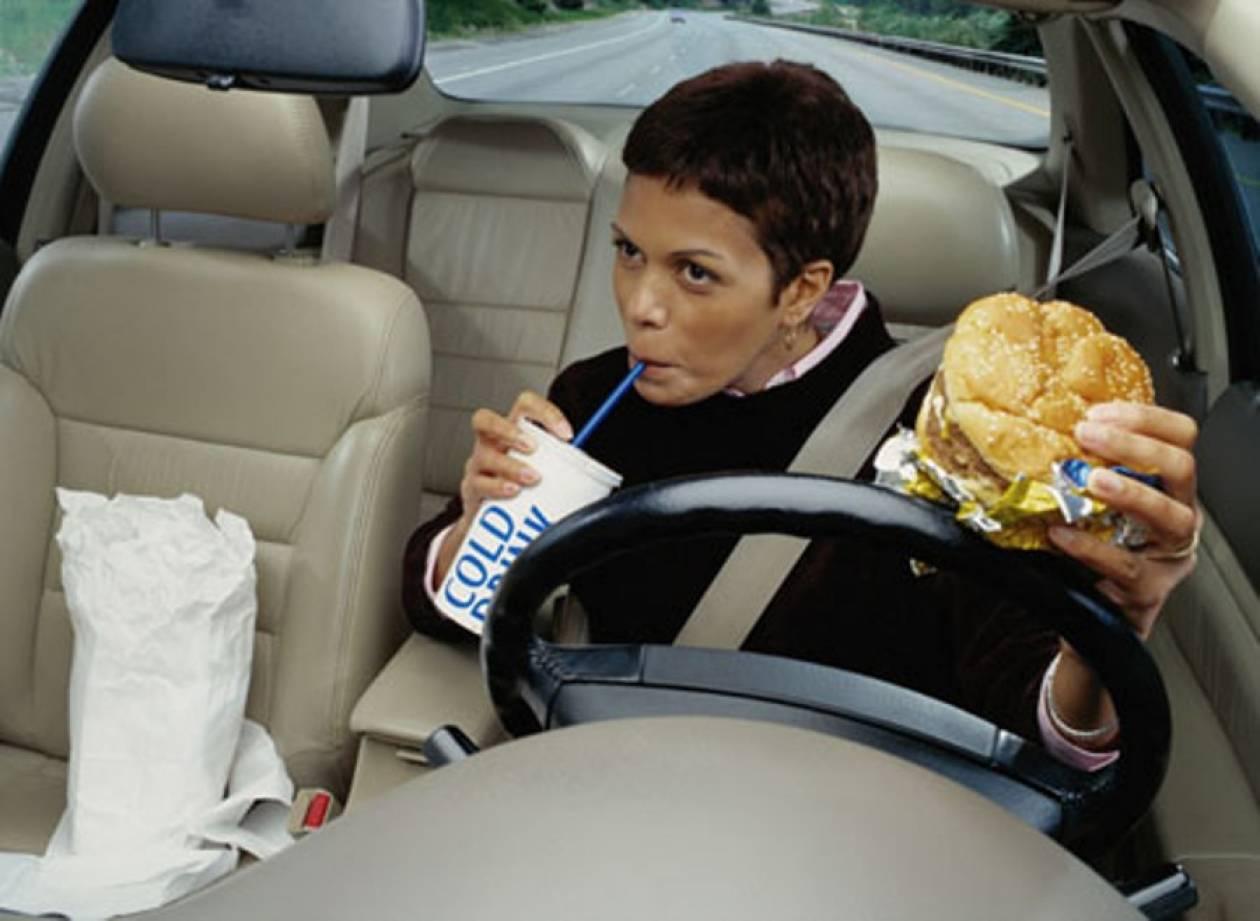 Σωστή διατροφή στο …αυτοκίνητο!