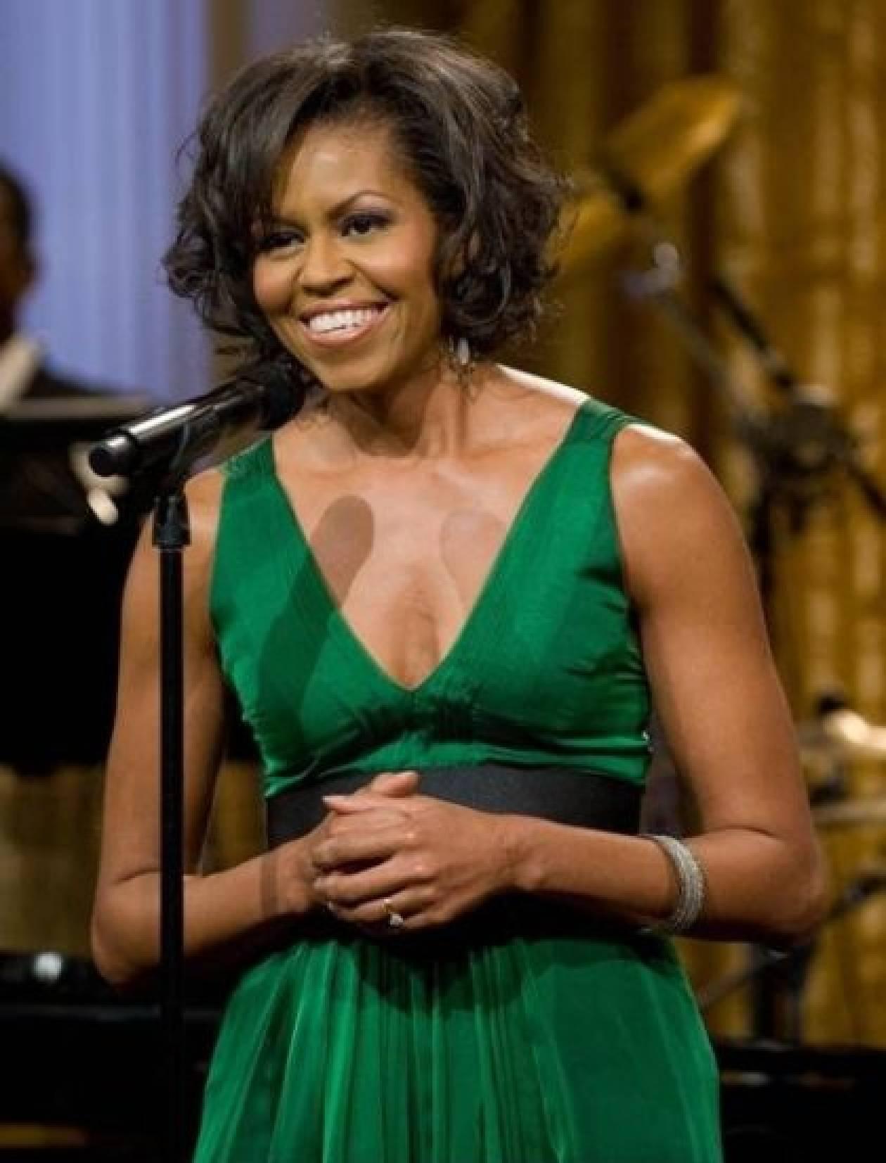 Μηλόπιτα από τα... χέρια της Michelle Obama