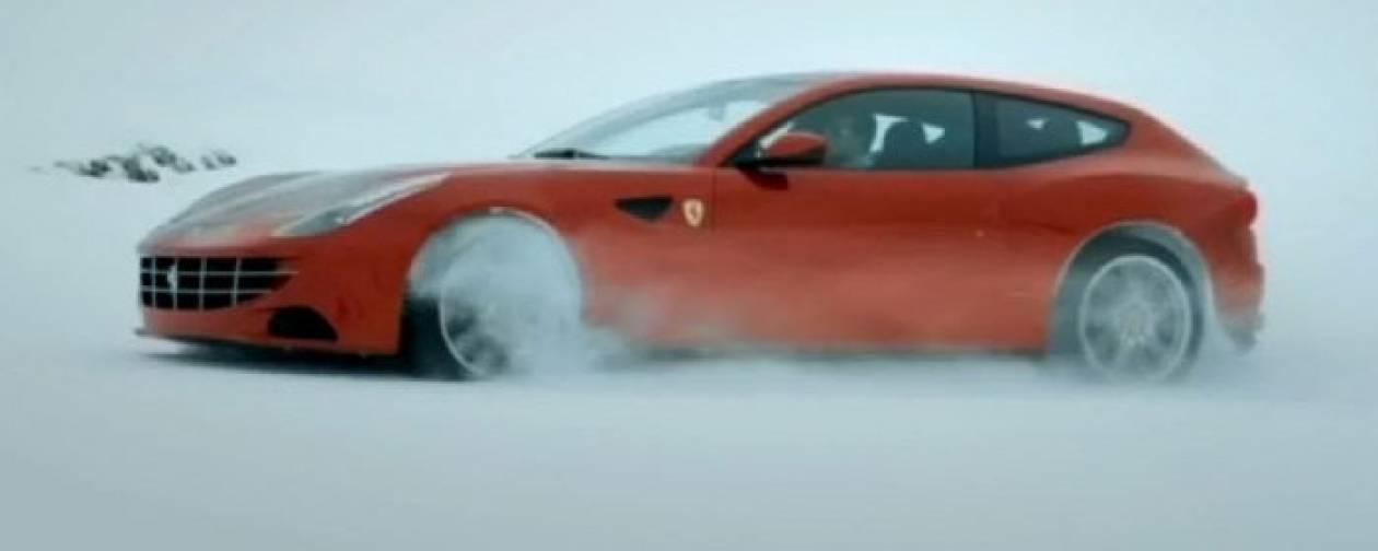 """H """"ασταμάτητη"""" Ferrari FF"""