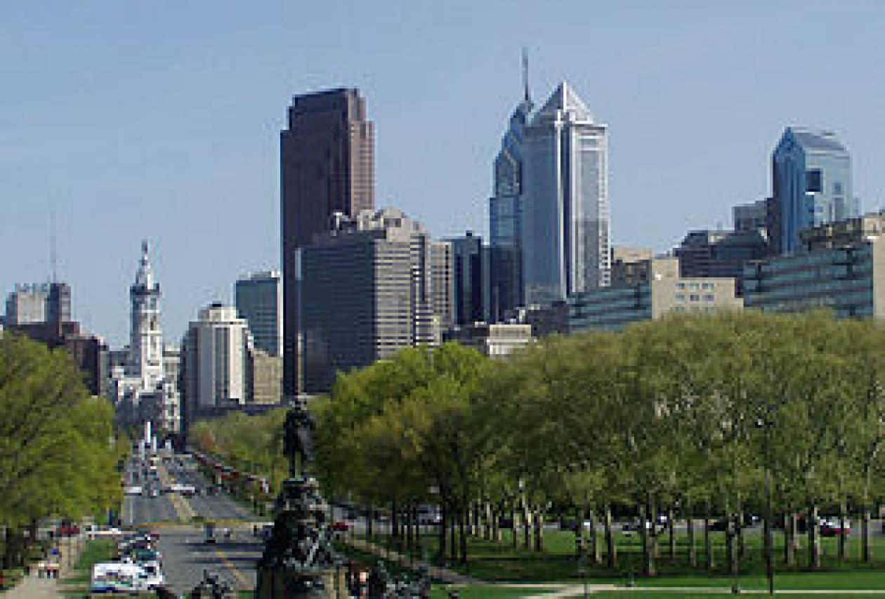 Η Φιλαδέλφεια, μία από τις πιο τοξικές πόλεις των ΗΠΑ