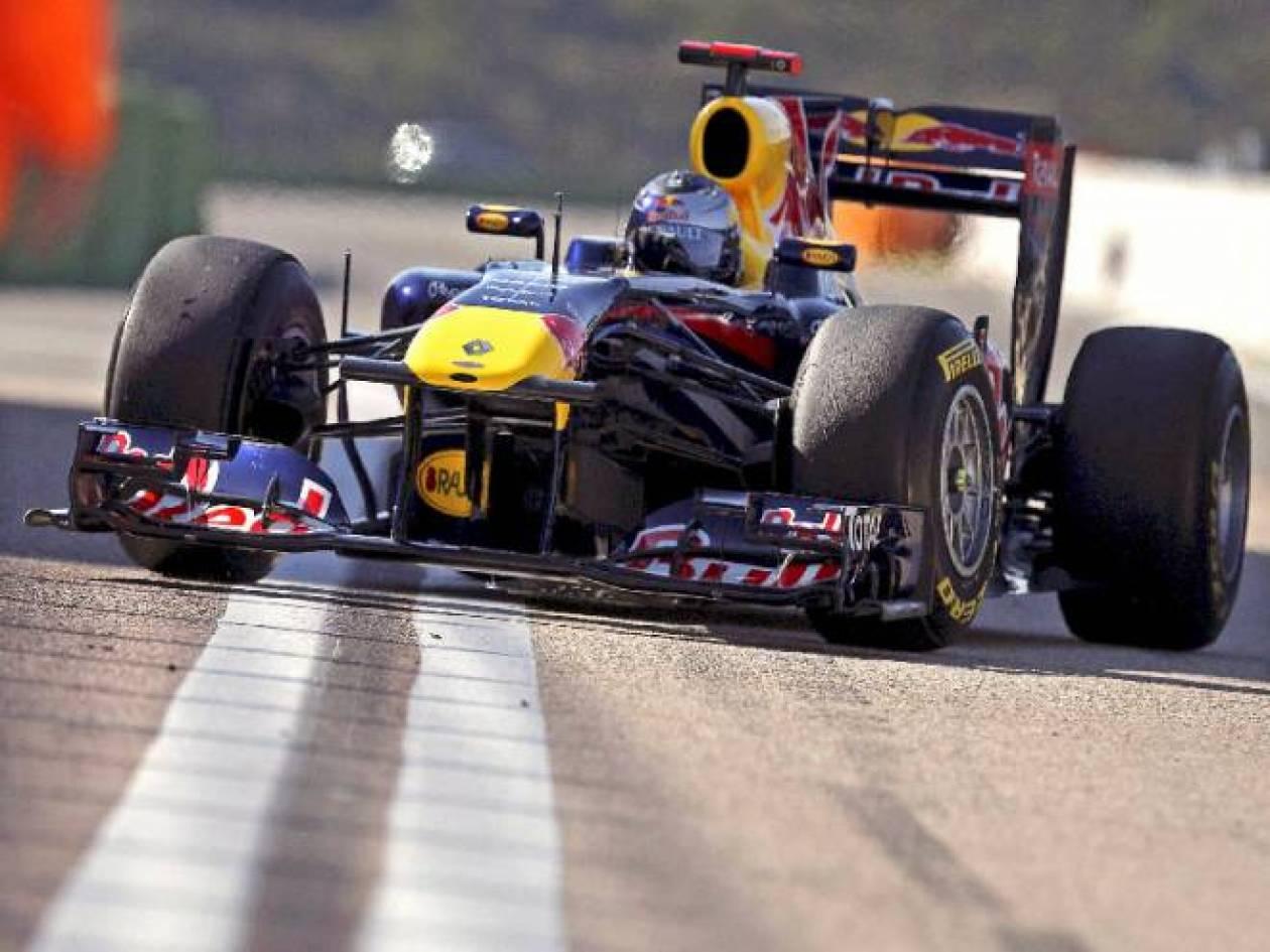 Infiniti αντί για Renault στην Formula 1