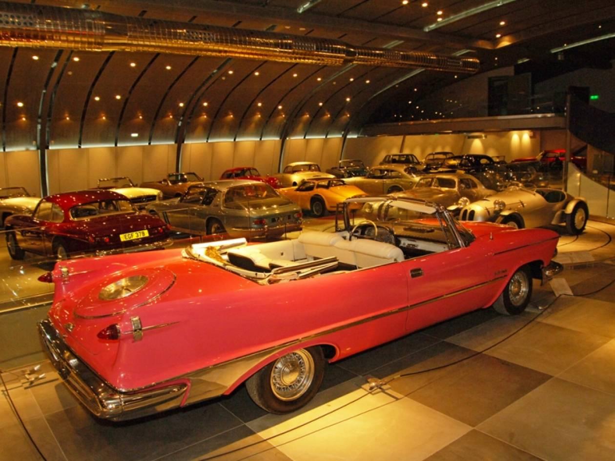 Άνοιξε τις πύλες του το μουσείο αυτοκινήτου