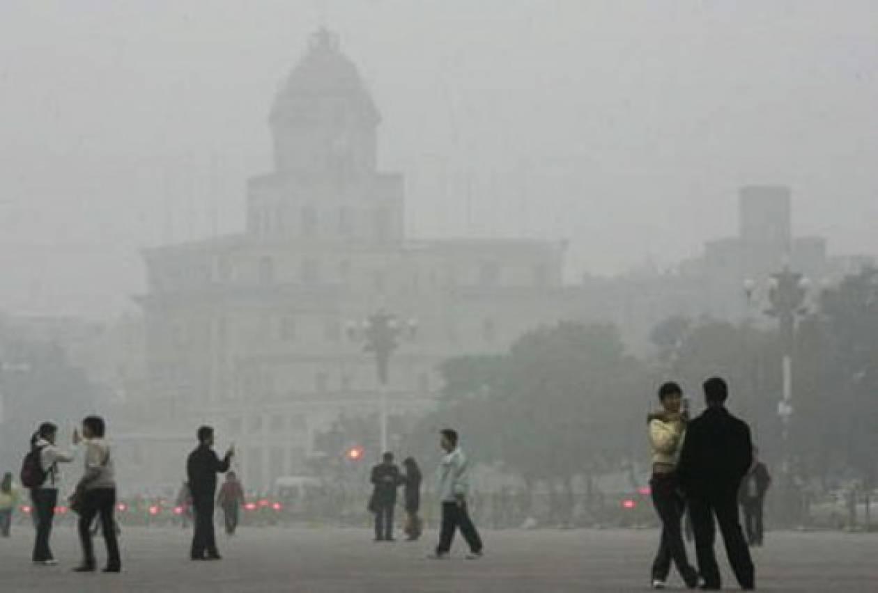 Κίνα: Η μόλυνση του περιβάλλοντος εχθρός της ανάπτυξης
