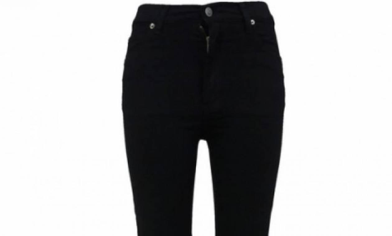 Ορκίζομαι στα skinny jeans