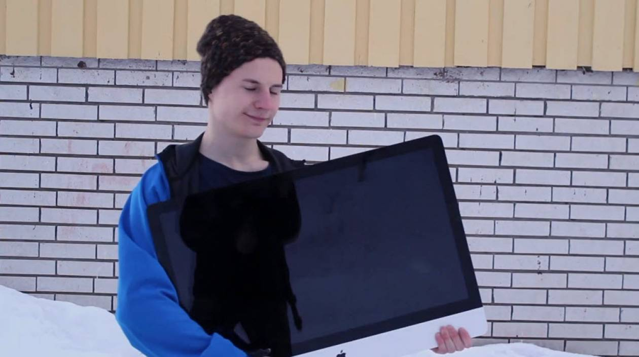 iPad 2, 27 ιντσών!
