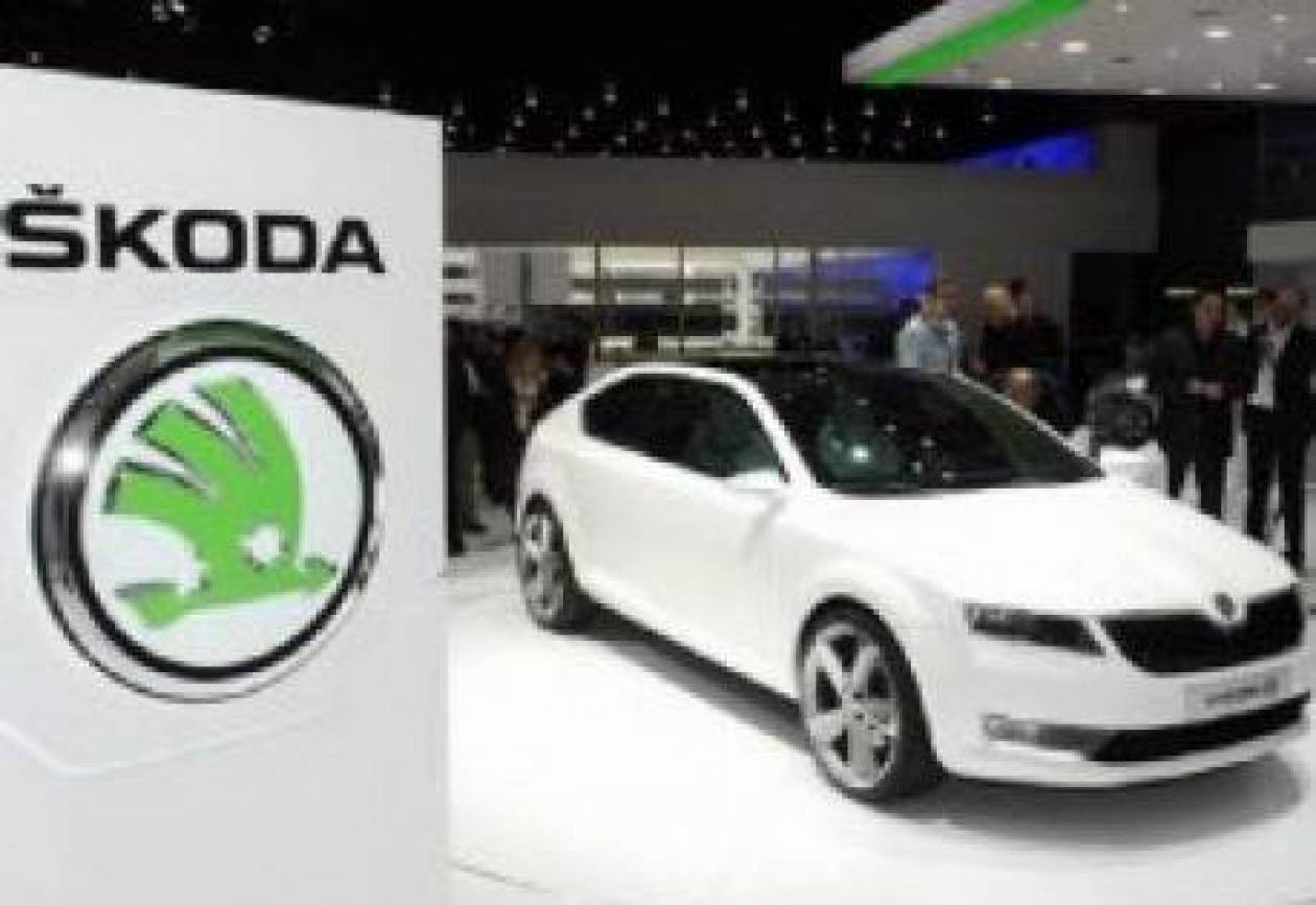 Η Skoda αλλάζει το λογότυπο της
